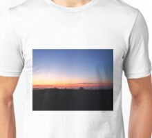 Lake Ontario Sunset Unisex T-Shirt