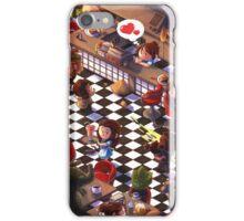 Clara's Diner iPhone Case/Skin