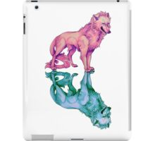 a shadow of what we once knew iPad Case/Skin