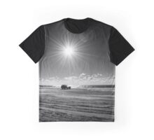 Jeep Liberty - Atlantic Ocean's Beach Ride | Fire Island, New York Graphic T-Shirt