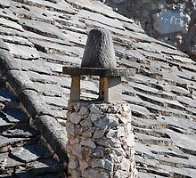 Chimney in Mostar by jojobob