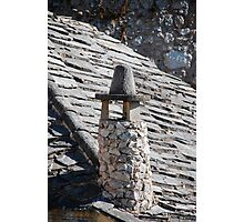 Chimney in Mostar Photographic Print