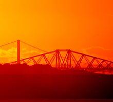 Wir Bridges by Nik Watt
