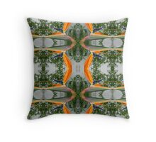 Birds of Paradise Pattern Throw Pillow
