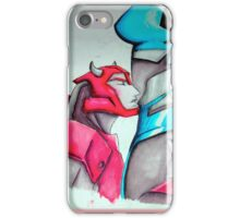 Arcee X Cliffjumper iPhone Case/Skin