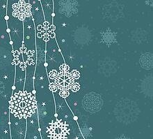 Christmas snow by Aleksander1