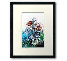 'precious summer' Framed Print