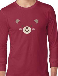 Teddy Face Long Sleeve T-Shirt