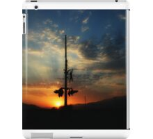 """ Desert Days End "" iPad Case/Skin"
