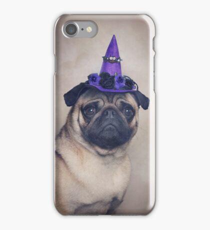 Peppa Pug Hates Halloween iPhone Case/Skin
