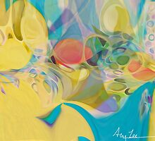 Citrus Sonata by Alma Lee