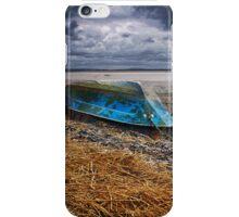Upturned boat iPhone Case/Skin