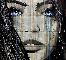 winter song by Loui  Jover