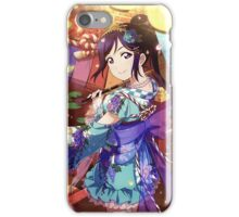 matsuura kanan - yukata (clean) iPhone Case/Skin