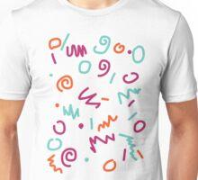 90s Pattern Unisex T-Shirt