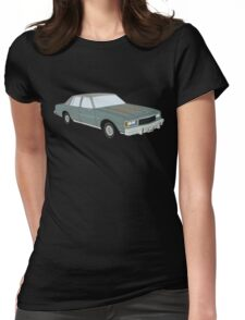 Vintage Caprice Womens Fitted T-Shirt