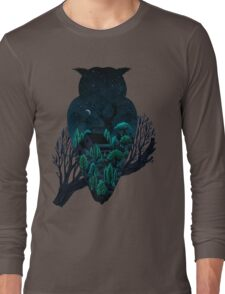 Owlscape Long Sleeve T-Shirt