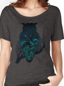 Owlscape Women's Relaxed Fit T-Shirt