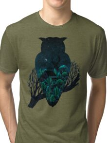 Owlscape Tri-blend T-Shirt