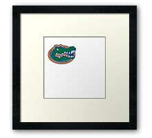 Florida Gators Framed Print
