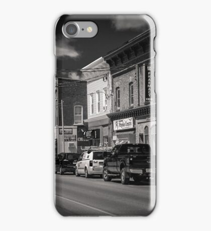Small Town - Canadiana iPhone Case/Skin