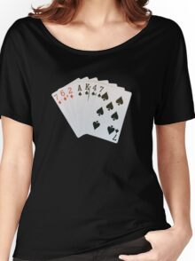 762AK47 Draw Women's Relaxed Fit T-Shirt