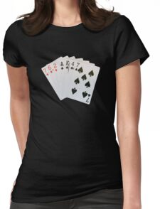 762AK47 Draw Womens Fitted T-Shirt