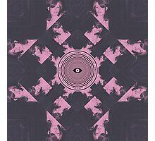 Flume Album Cover Artwork Photographic Print