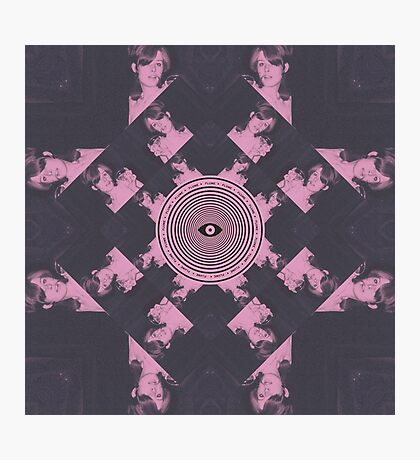 Flume Album Cover Artwork Photographic Print