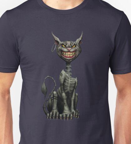 Alice: Madness Returns-Cheshire Cat Unisex T-Shirt