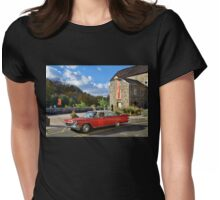 """Ridin' In My Car"" Womens Fitted T-Shirt"