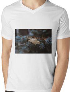 Realize Deeply Mens V-Neck T-Shirt