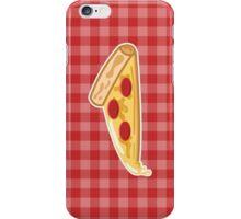 Cartoon Pizza Slice iPhone Case/Skin
