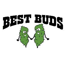 Best buds - weed Photographic Print