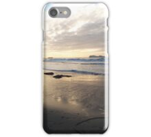 Sunset on Sand iPhone Case/Skin