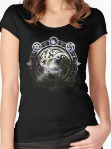 Timeless Ocarina Women's Fitted Scoop T-Shirt