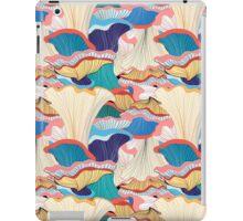pattern with mushrooms  iPad Case/Skin