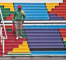 Do step on the art by awefaul