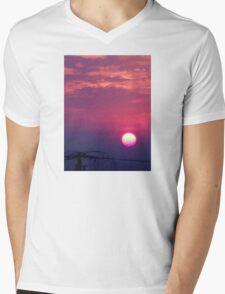 ©TSS The Sun Series LIX IA. Mens V-Neck T-Shirt