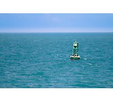 Adrift on the Ocean Photographic Print