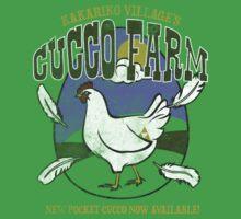 Kakariko Cucco Farm by Arinesart