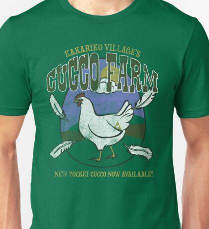 Kakariko Cucco Farm Unisex T-Shirt