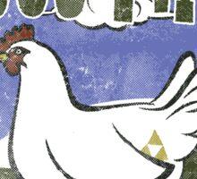 Kakariko Cucco Farm Sticker