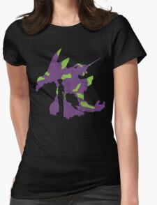 Neo Tokyo 3 Defender Womens Fitted T-Shirt