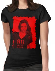 Miranda Kerr - Celebrity  Womens Fitted T-Shirt