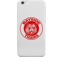 Saved by the bell: Bayside Tigers iPhone Case/Skin