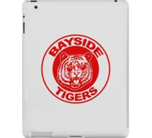 Saved by the bell: Bayside Tigers iPad Case/Skin