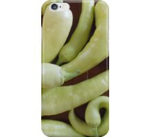 Banana Peppers iPhone Case/Skin