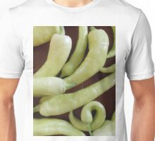Banana Peppers Unisex T-Shirt