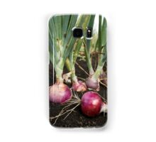 Red Onions Samsung Galaxy Case/Skin